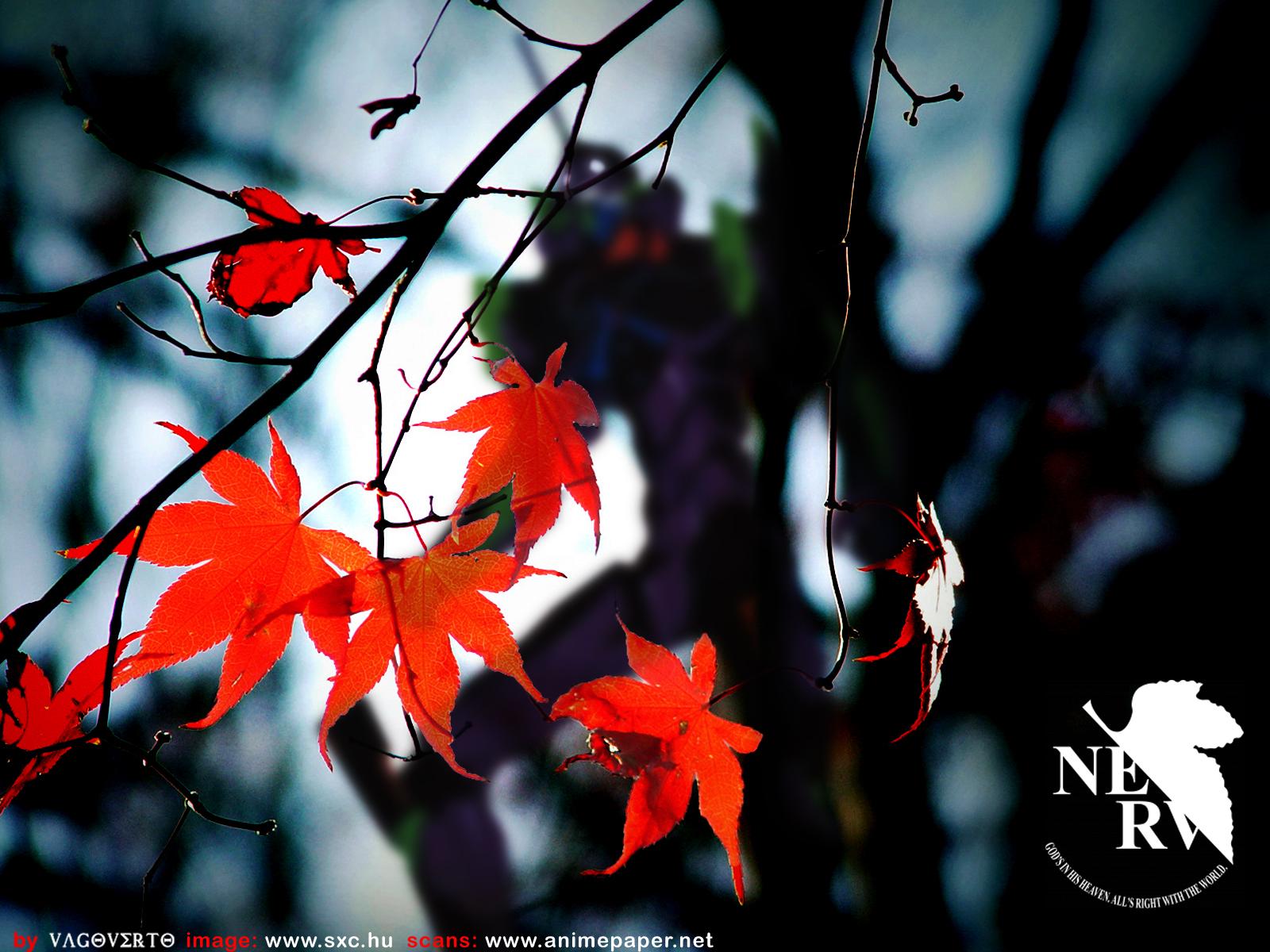 Evangelion Nerv by vagoverto 1600x1200