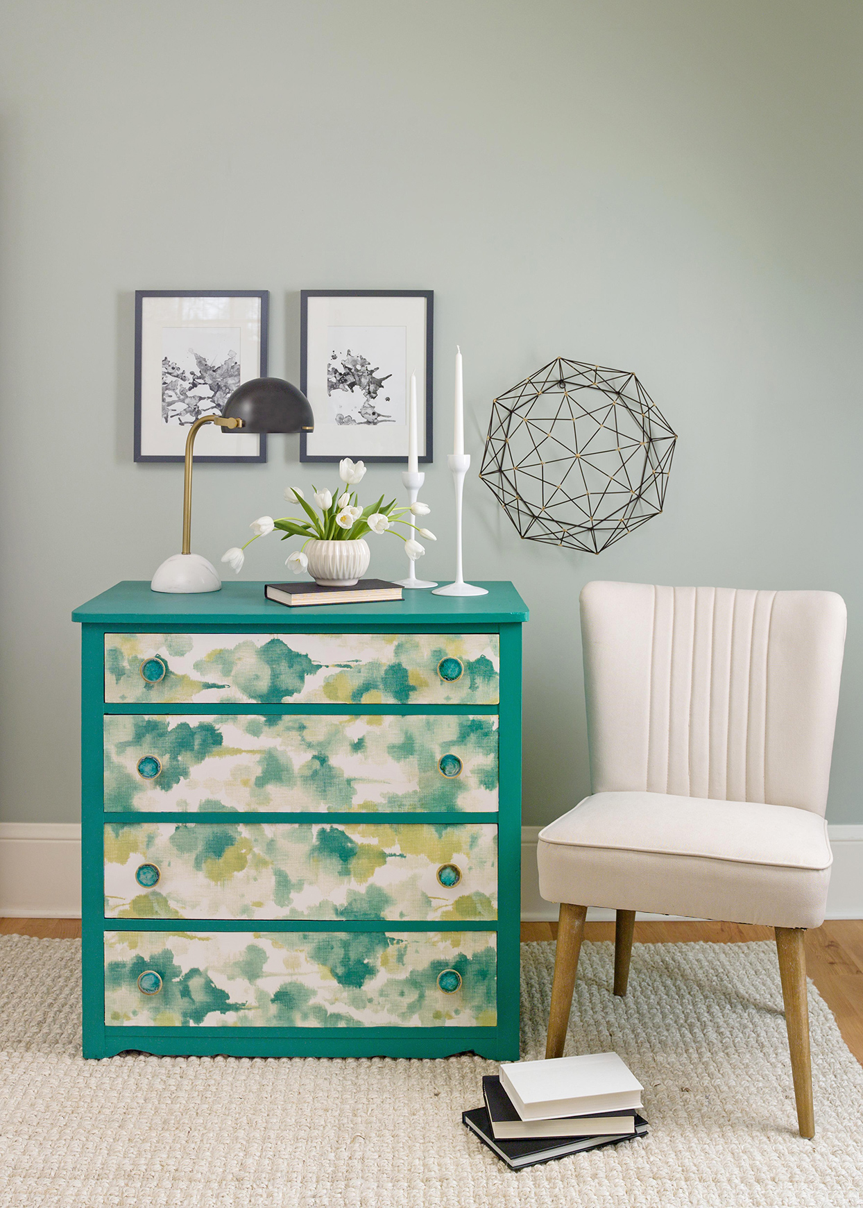 Best Dresser Makeovers Ideas For Old or Unused Furniture 1244x1741