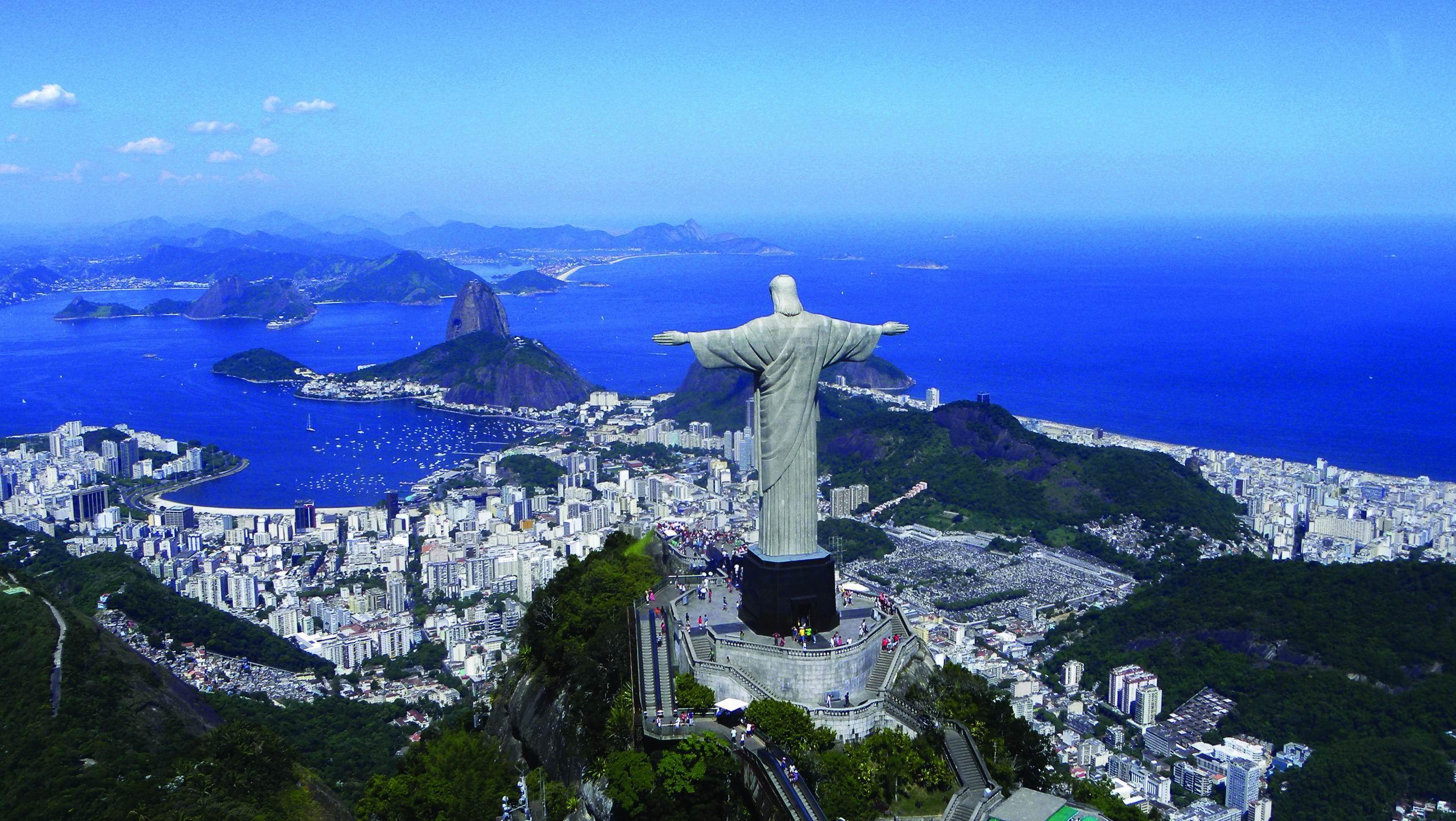 Rio de Janeiro Wallpapers 2560x1443