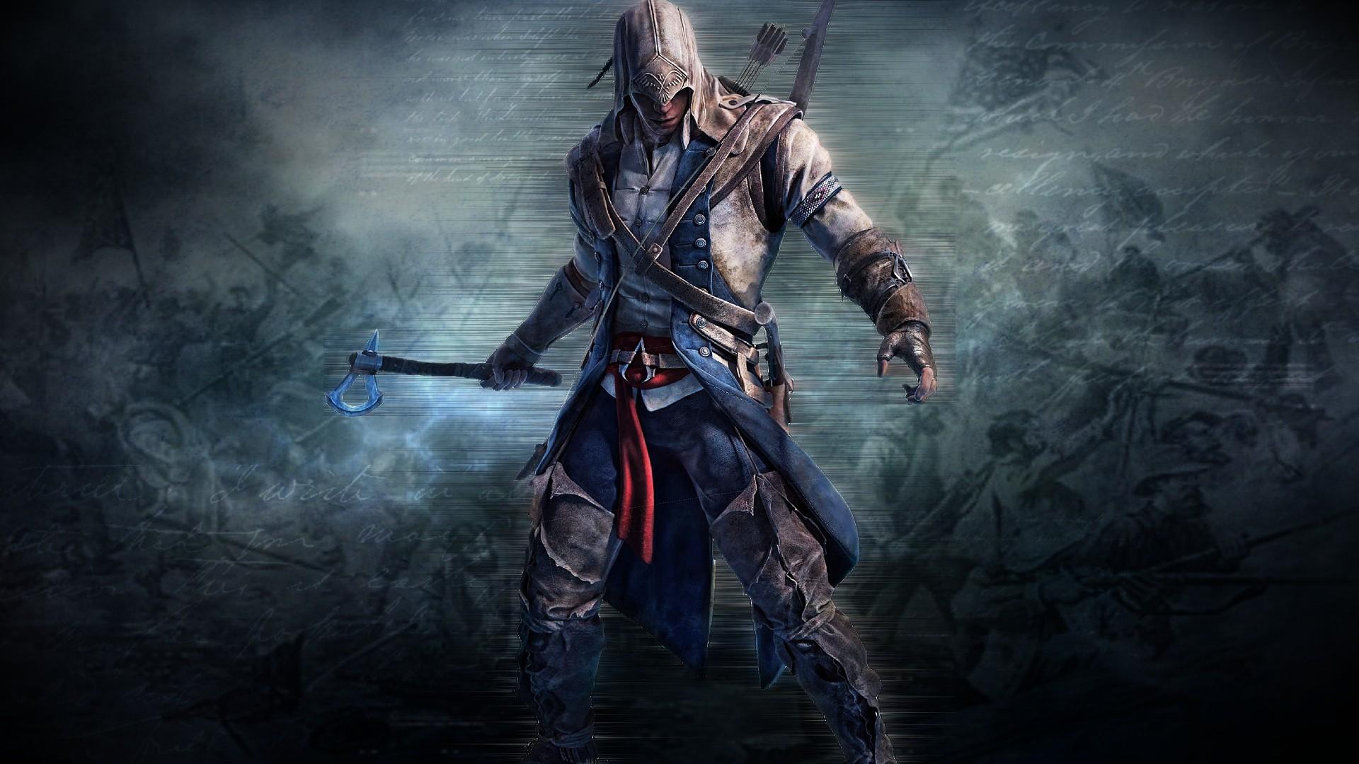 Assassins Creed 3 Wallpapers 3 HD Desktop Wallpapers 1920x1080