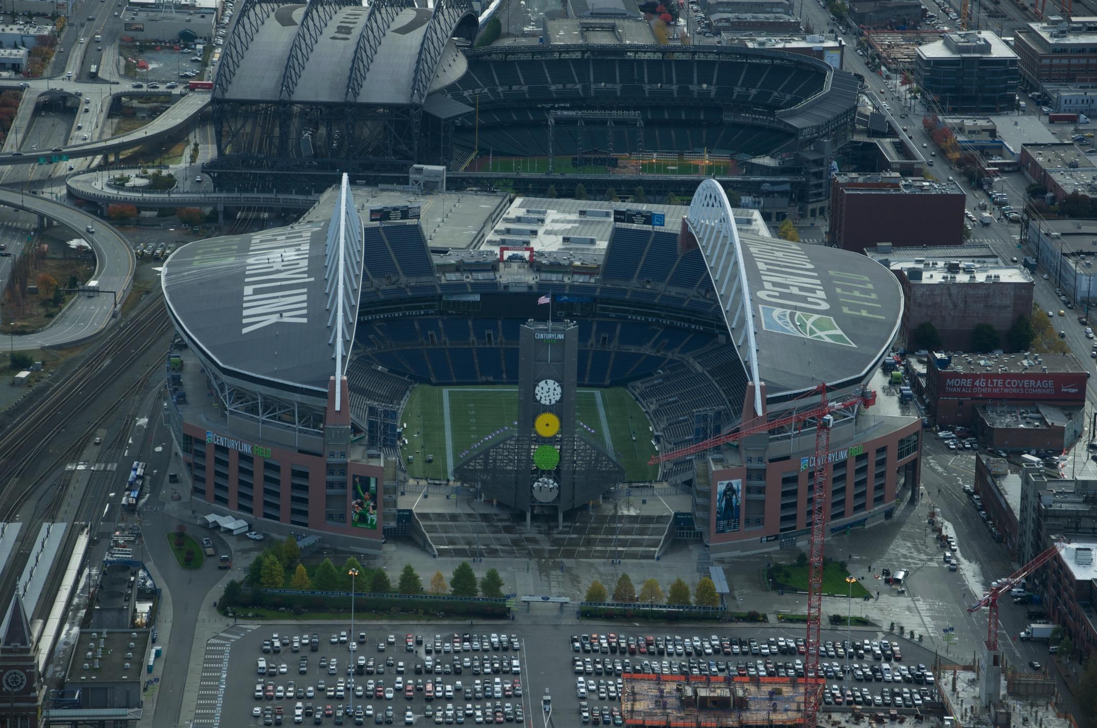 Seattle Seahawks nfl football sport stadium architecture building 2144x1424