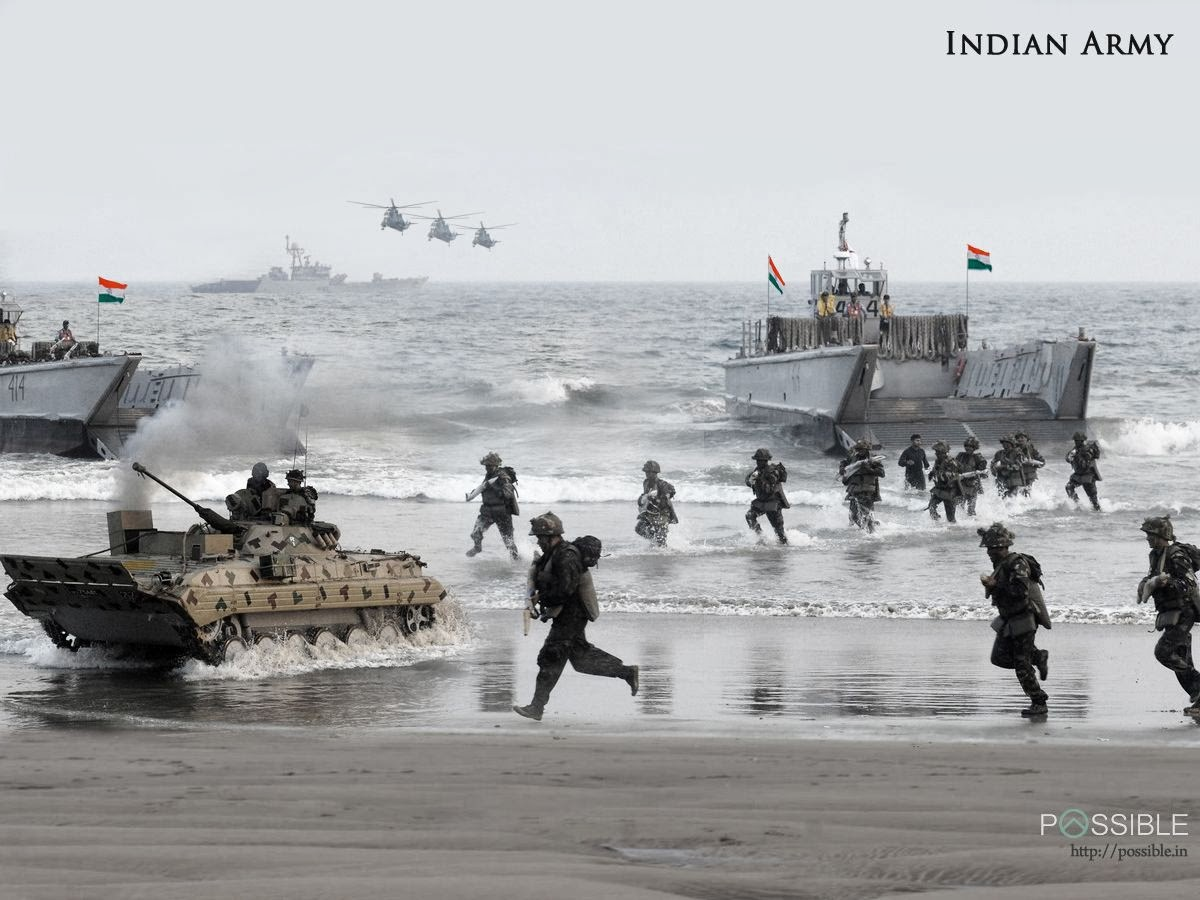 Indian Army HD Wallpaper - WallpaperSafari