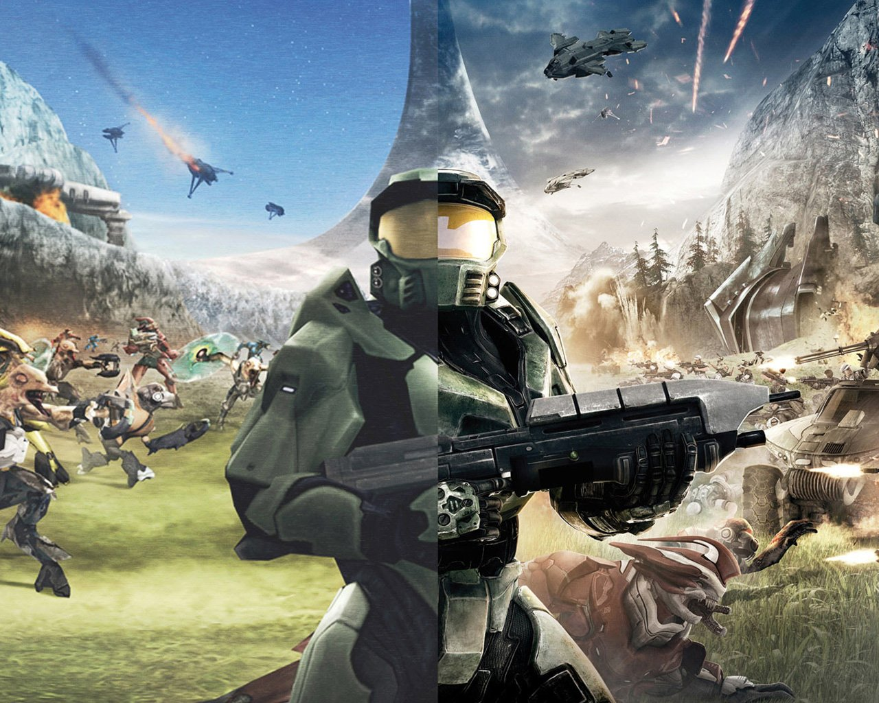 Halo Wallpaper in 1280x1024 1280x1024