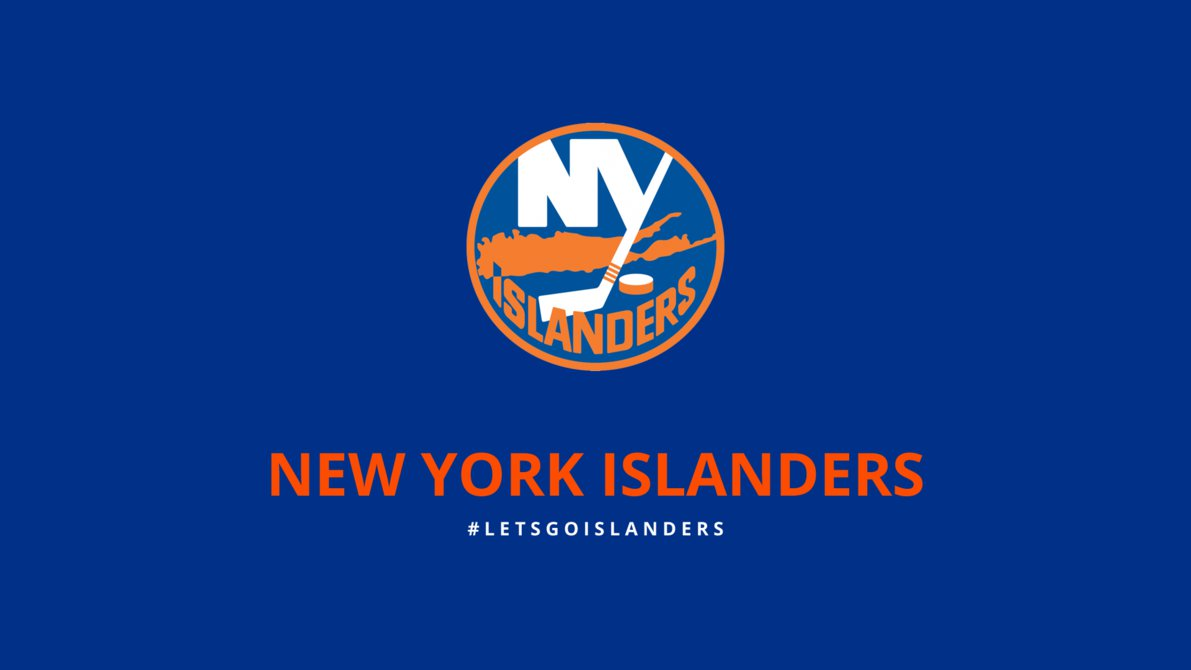 Minimalist New York Islanders wallpaper by lfiore 1191x670
