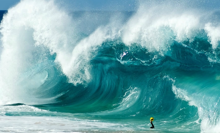 Clark Little fotografas desde el interior del mar 872x529