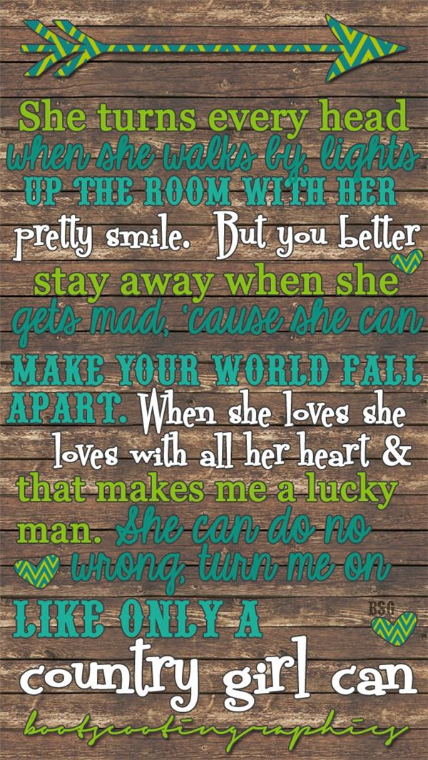 48+] Country Girl Quotes Wallpaper on WallpaperSafari