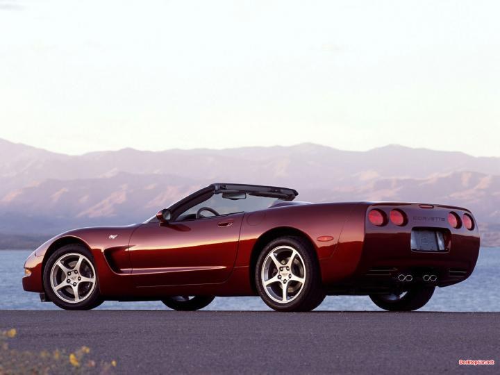 Corvette C5 Wallpapers and Pictures 720x540