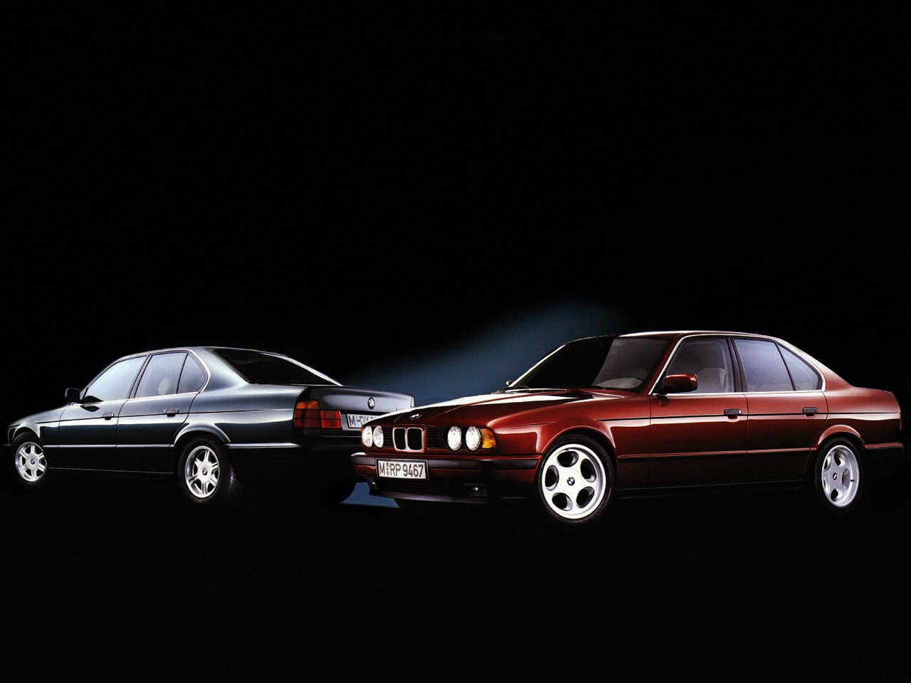 Bmw E34 Wallpapers Wallpapersafari 5 Series Wallpaper Car Hd Page 16 1280x960
