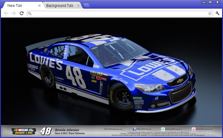 Jimmie Johnson Theme 746x463