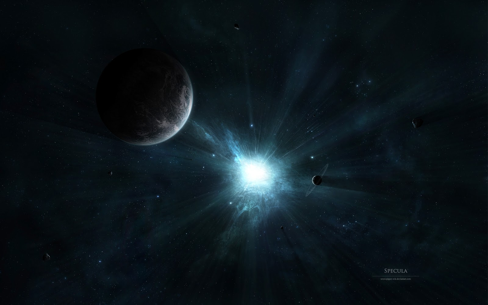 Gup Shup 28 Amazing Space Wallpapers in HD 1600x1000