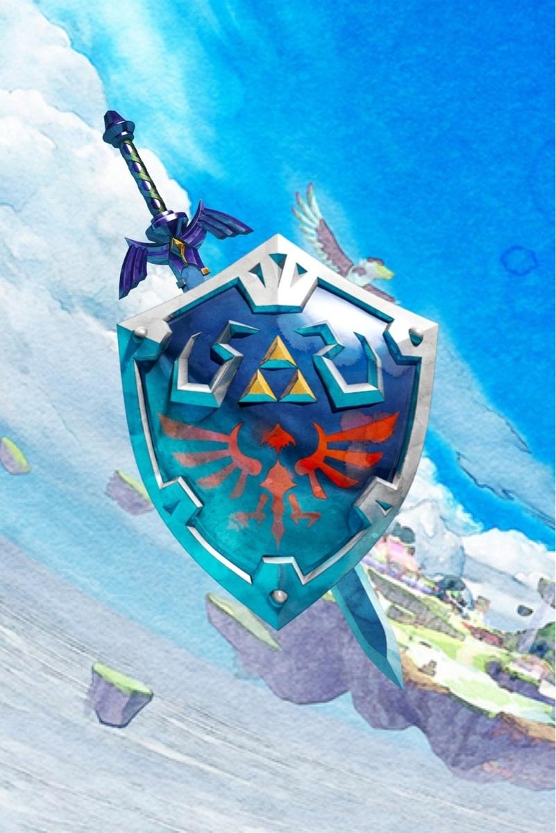 Legend of Zelda Wallpaper Phone  WallpaperSafari