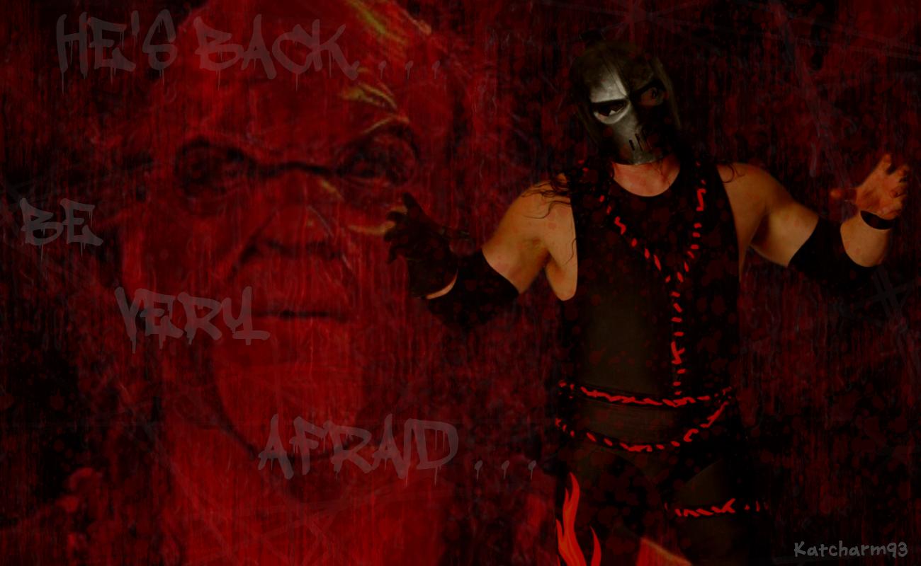 WWE Kane: Be Afraid by katcharm93 on DeviantArt