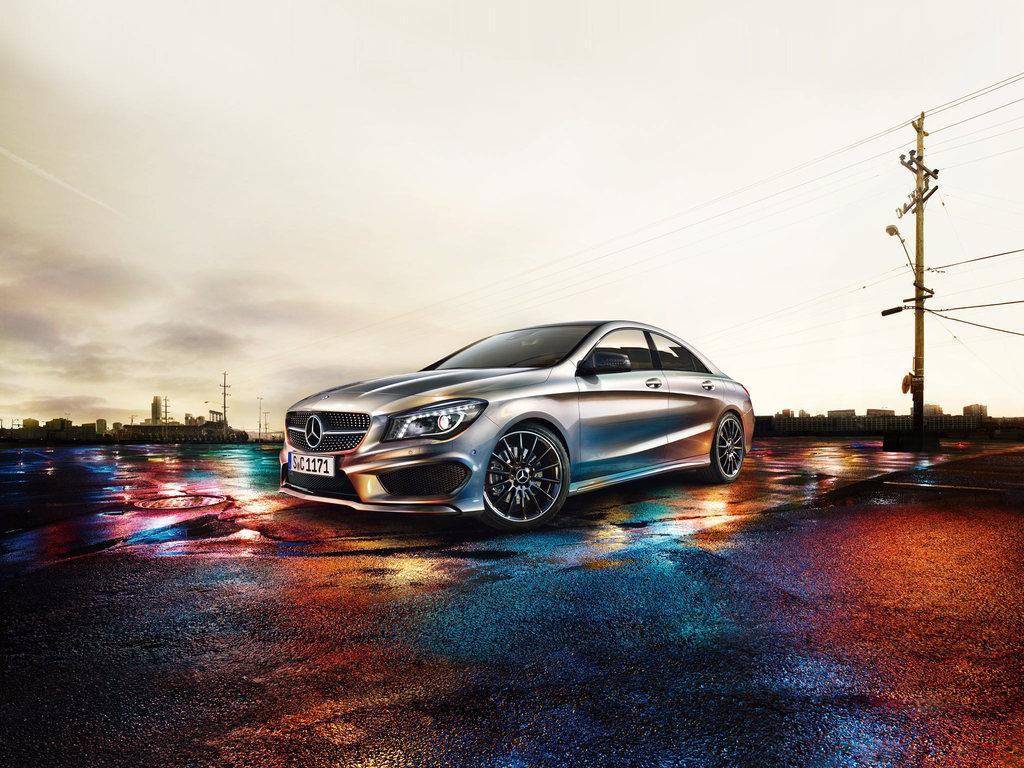 Mercedes Benz HD Wallpapers 1024x768