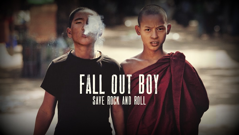 fall out boy save rock and roll free download