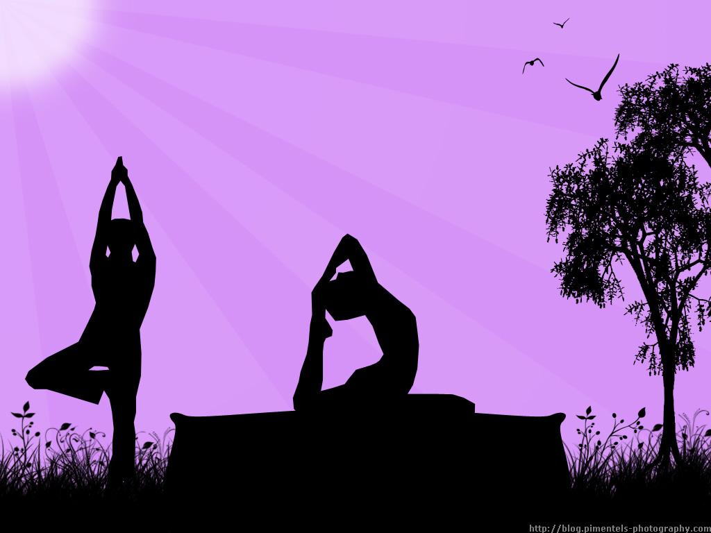 [49+] Yoga Poses Wallpaper on WallpaperSafari