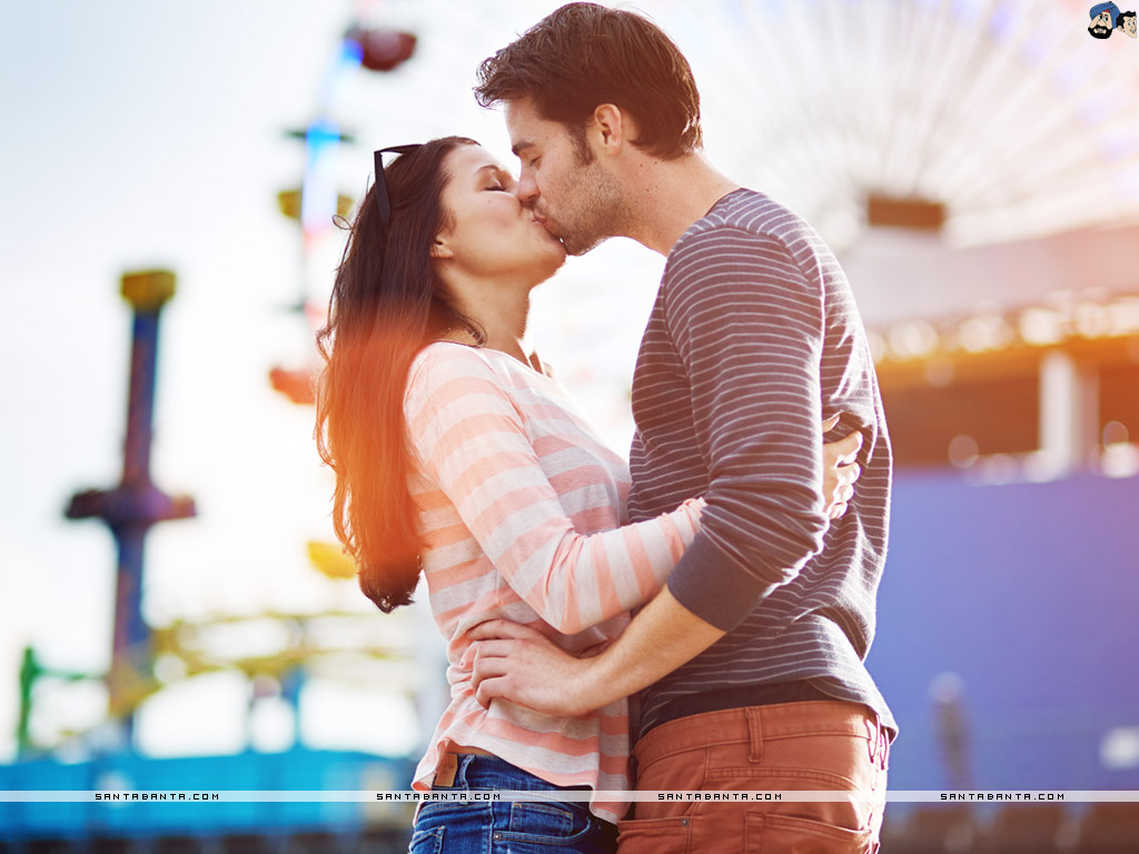 Kiss Wallpaper 24 1024x768