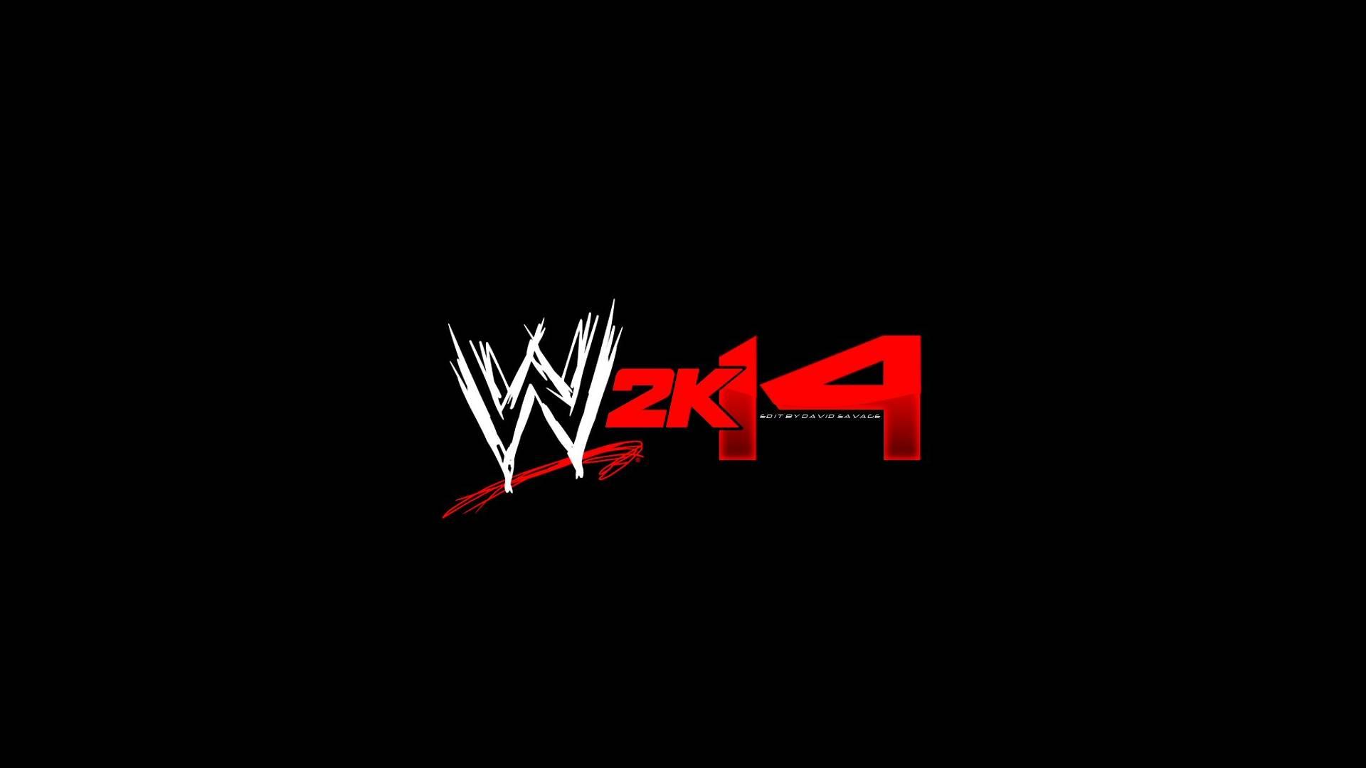 WWE 2K14 Logo Exclusive HD Wallpapers 5641 1920x1080