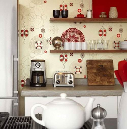 french country kitchen wallpaper borders Home Designs Wallpapers 500x507