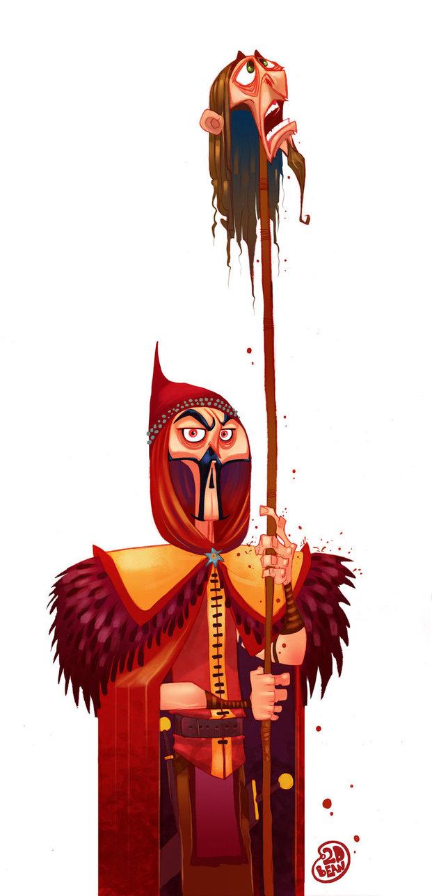 Vlad the Impaler by Brett2DBean on DeviantArt