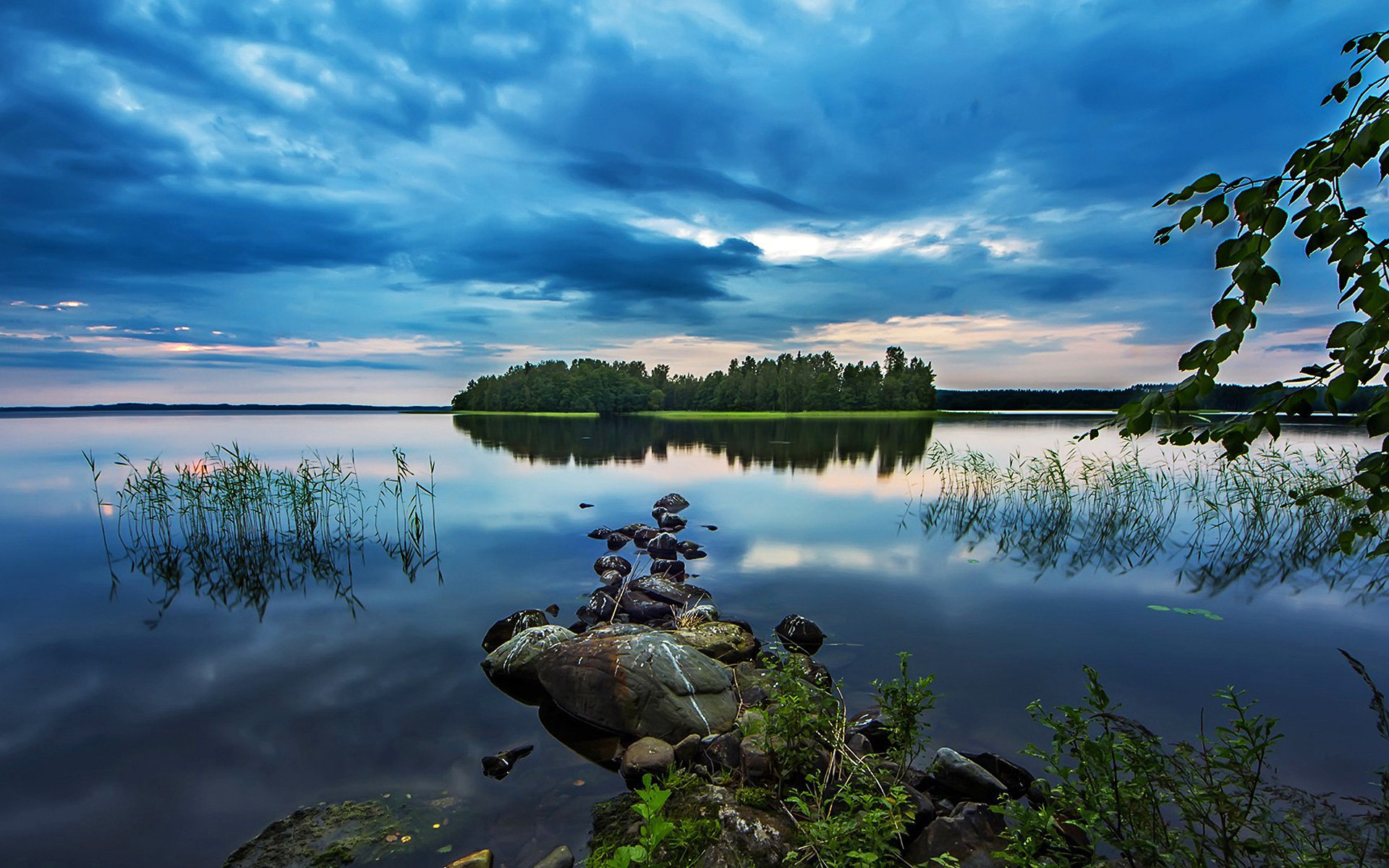 Pictures of summer lakes wallpaper wallpapersafari for Summer lake