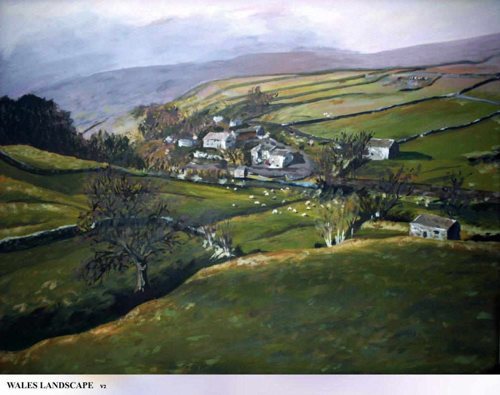 Wales Landscape V2 by Baro 1005x795