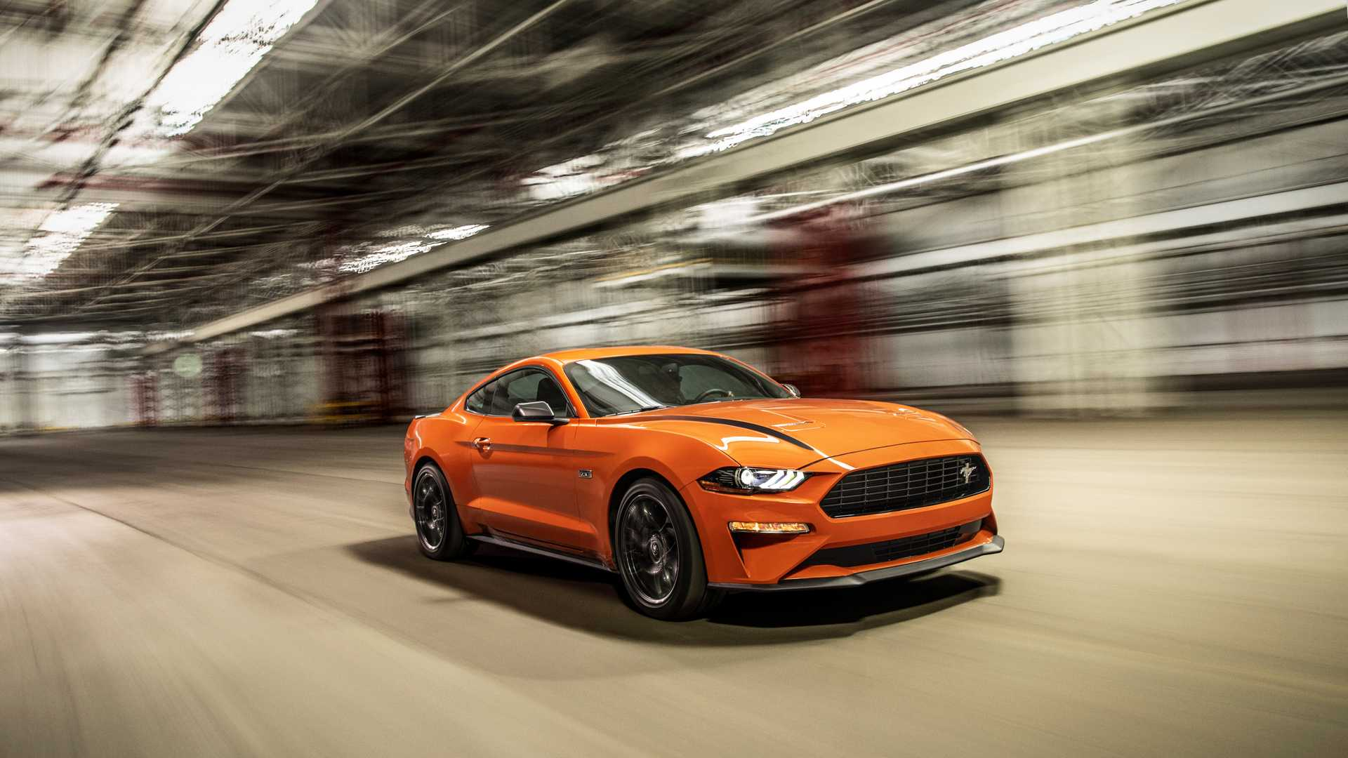 2020 Ford Mustang 23L High Performance Package Wallpapers 19 HD 1920x1080