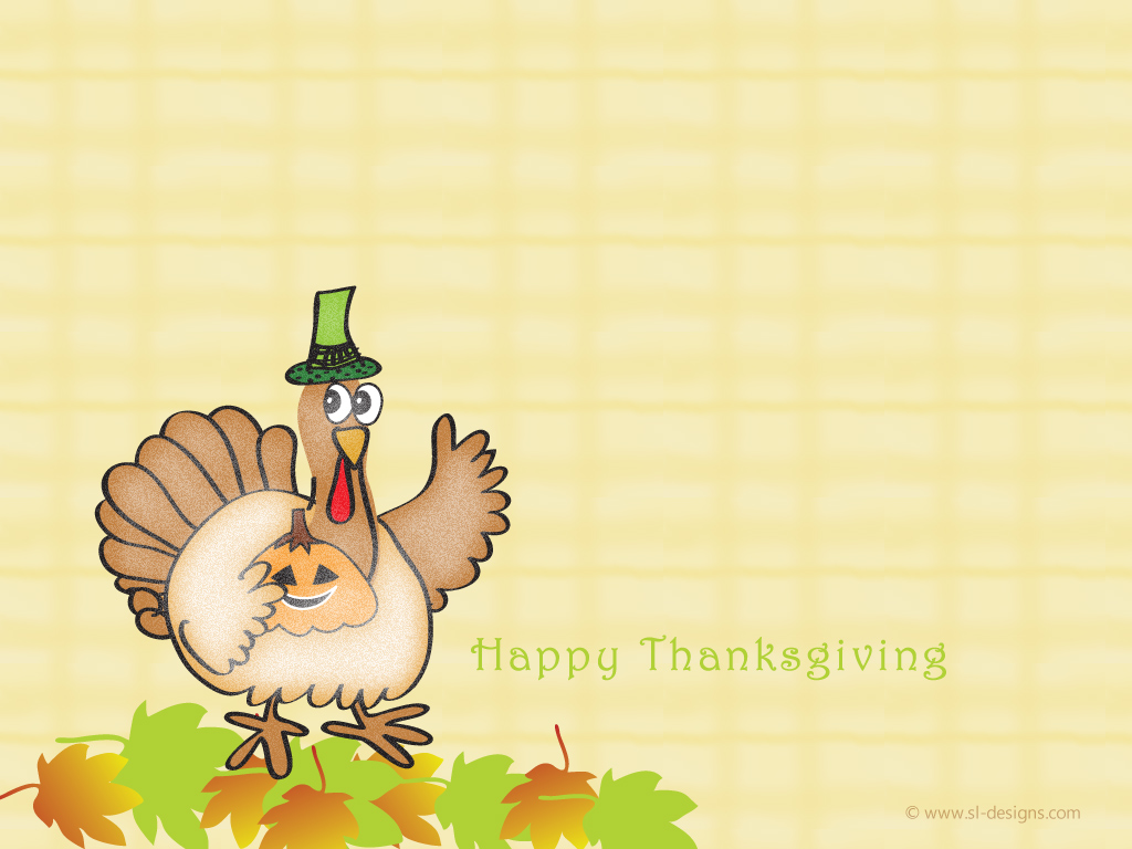 Thanksgiving wallpaper 1024x768