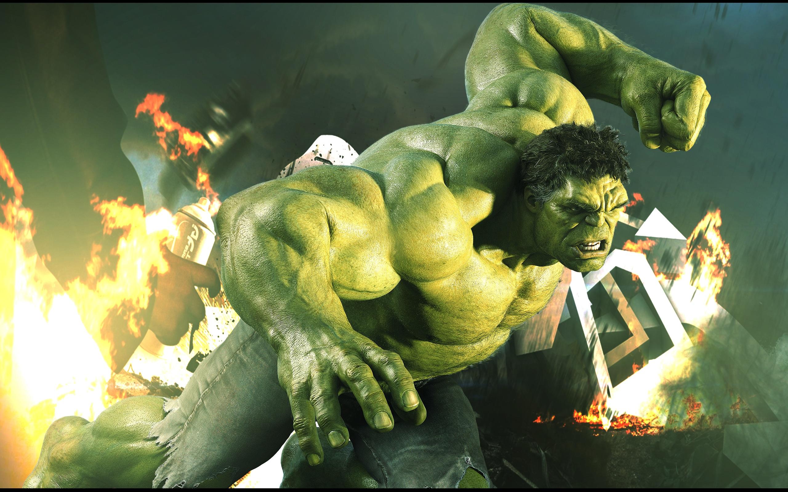 Hulk Wallpaper Hd Reverse by azzk1ka 2560x1600