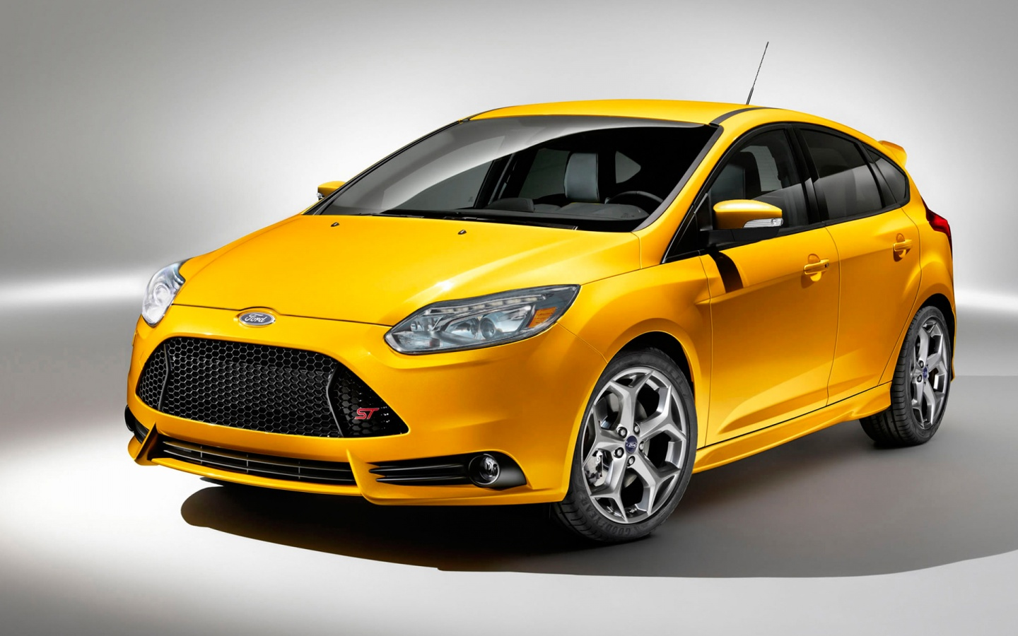 2013 Ford Focus ST Wallpaper HD Car Wallpapers 1440x900