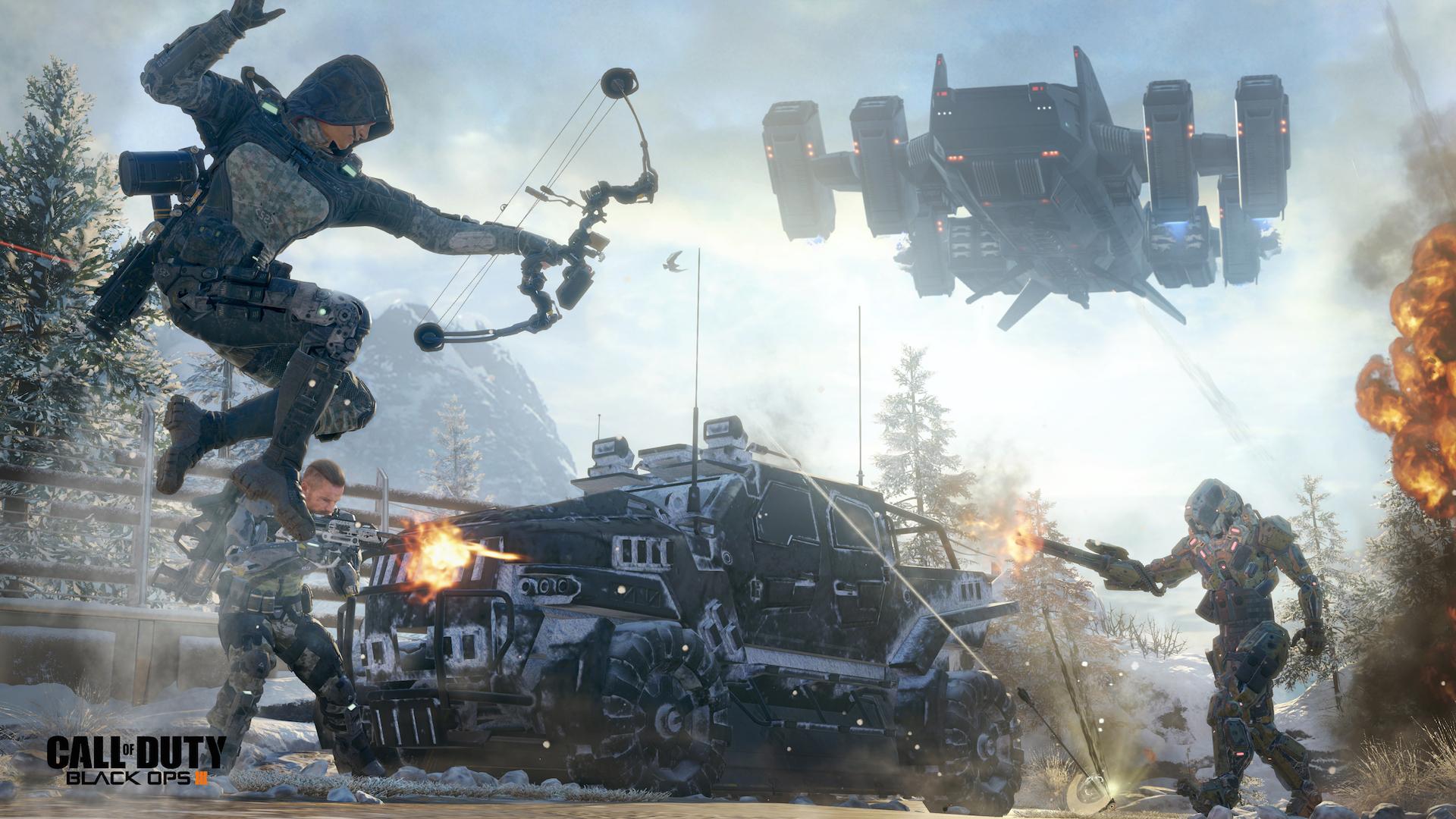 Black Ops 3 Stronghold Broken Arrow WM 1920x1080