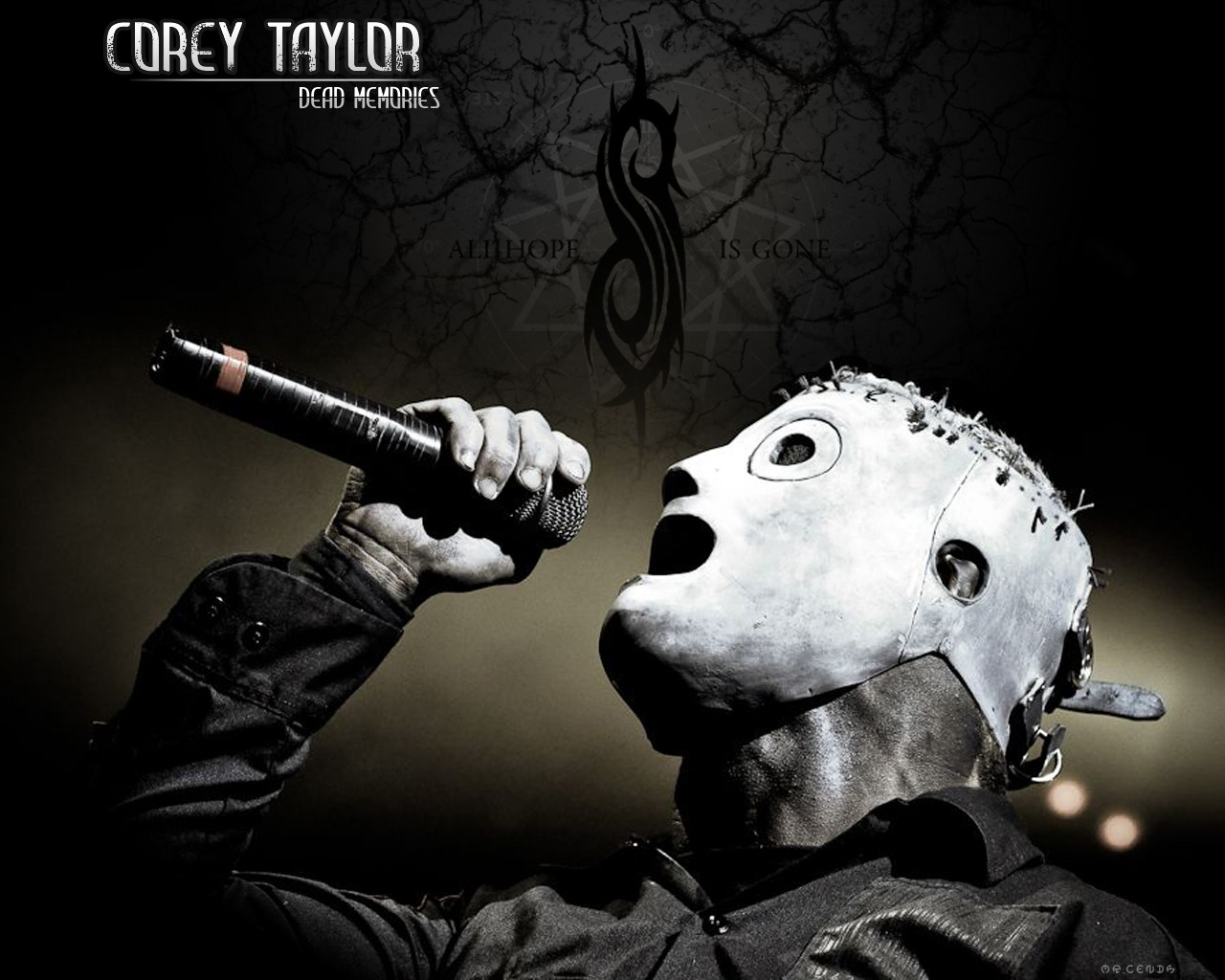 Slipknot Corey Taylor Wallpaper   Viewing Gallery 1280x1024