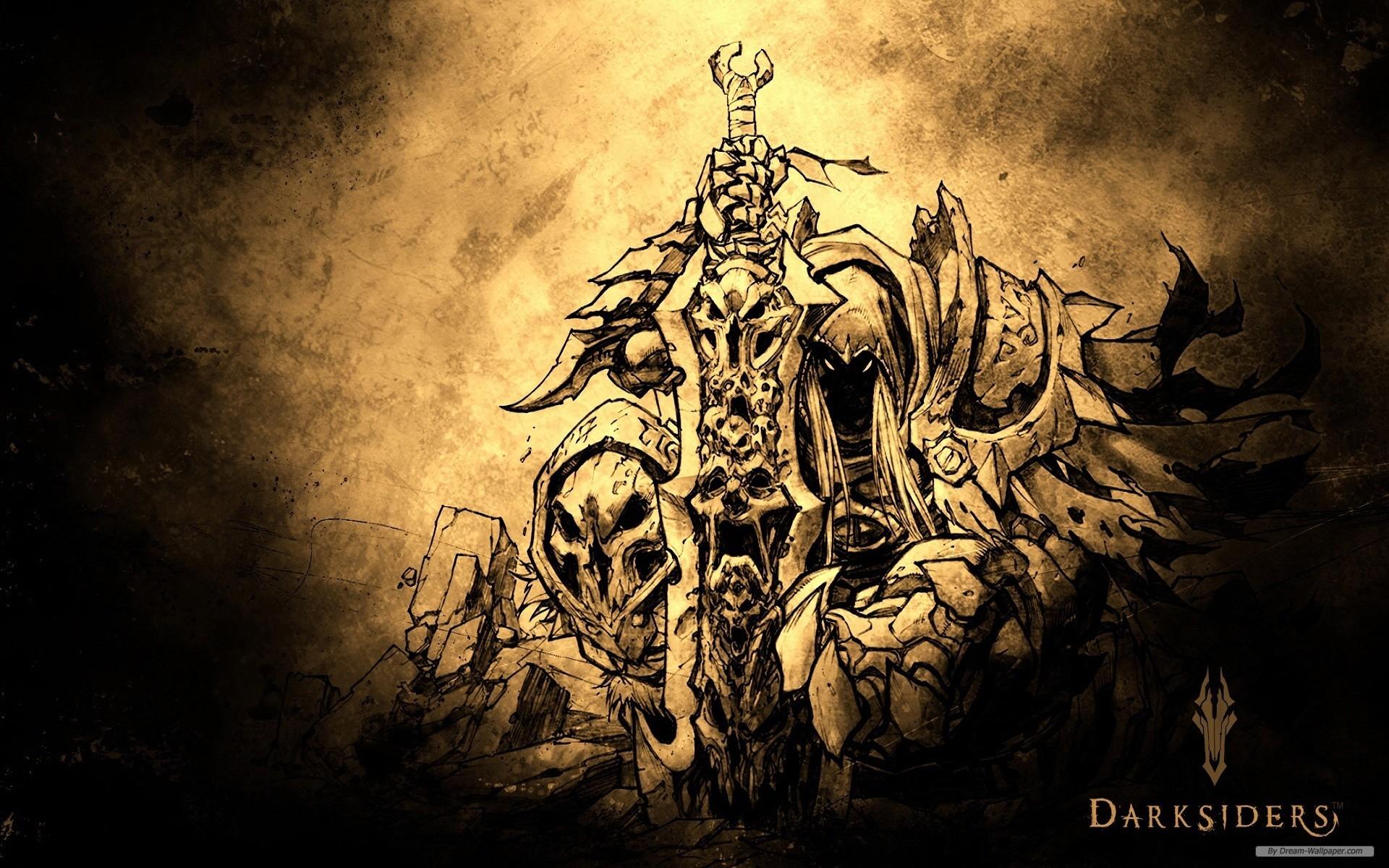 Darksiders wallpaper   781499 1920x1200