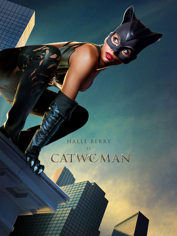 Catwoman Wallpaper Halle Berry Wallpapers Catwoman Halle 600x800