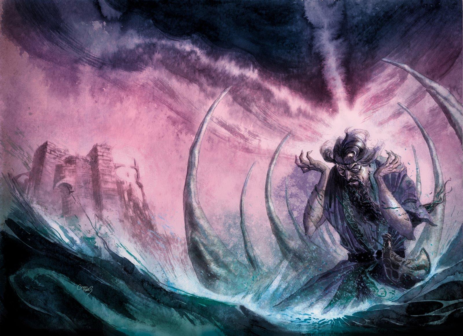 Fantasy   A Song Of Ice And Fire Aeron Greyjoy Wallpaper 1600x1162