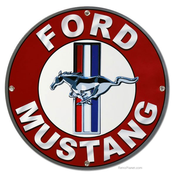 ford mustang emblem wallpaper wallpapersafari. Black Bedroom Furniture Sets. Home Design Ideas