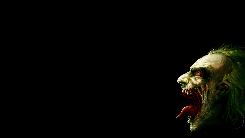 Joker 5k Retina Ultra HD Wallpaper and Background 6000x3375