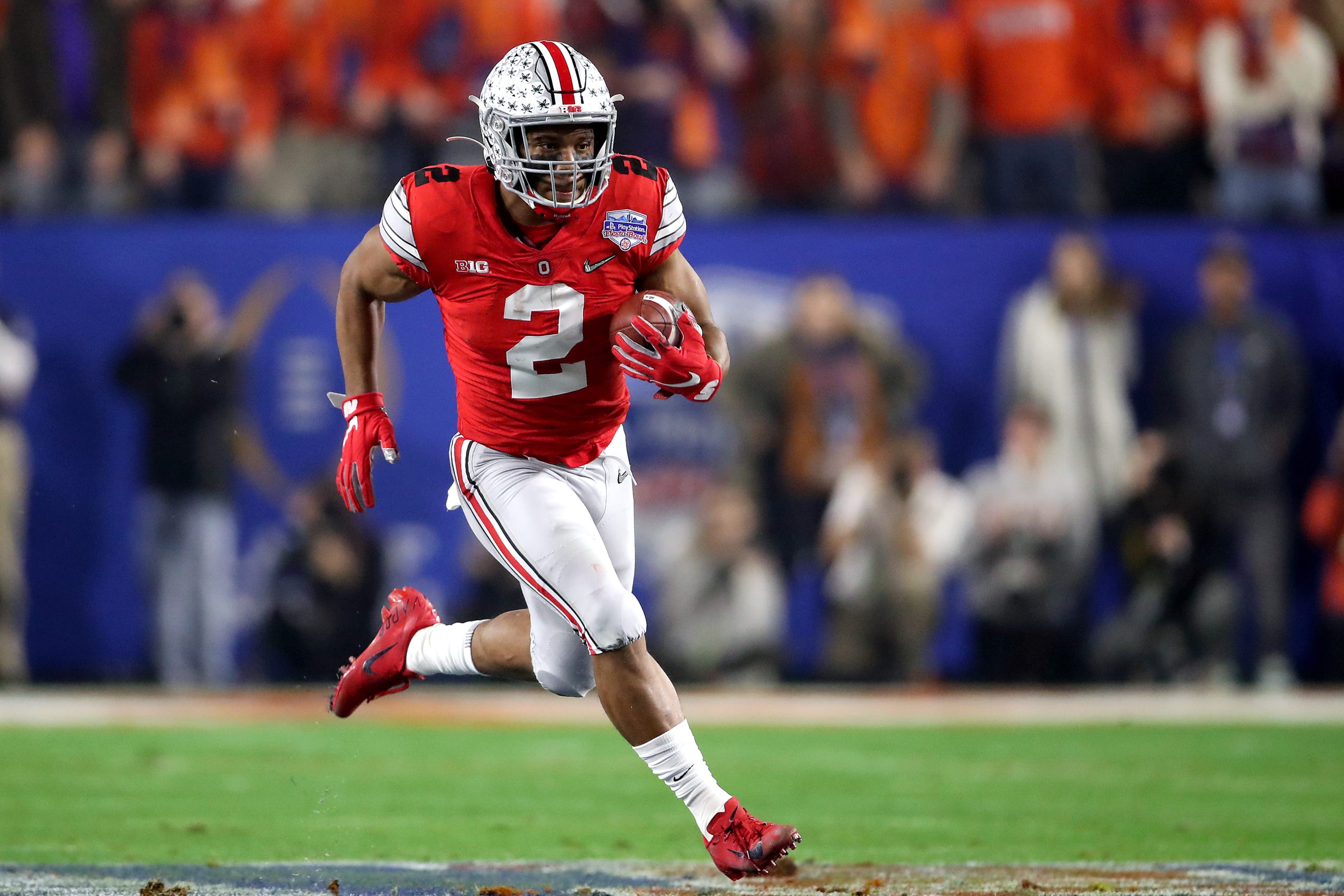 JK Dobbins 5 teams that should trade up for RB in 2020 NFL Draft 3200x2133
