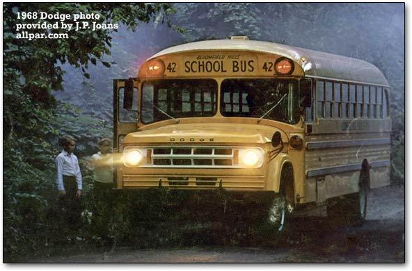 Dodge School Bus Pictures Wallpapers   Wallpaper 3 of 6 592x390