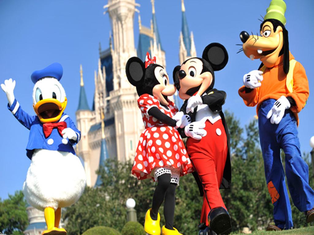 Walt Disney World Wallpaper [ Theme Park Wallpapers ] 1024x768