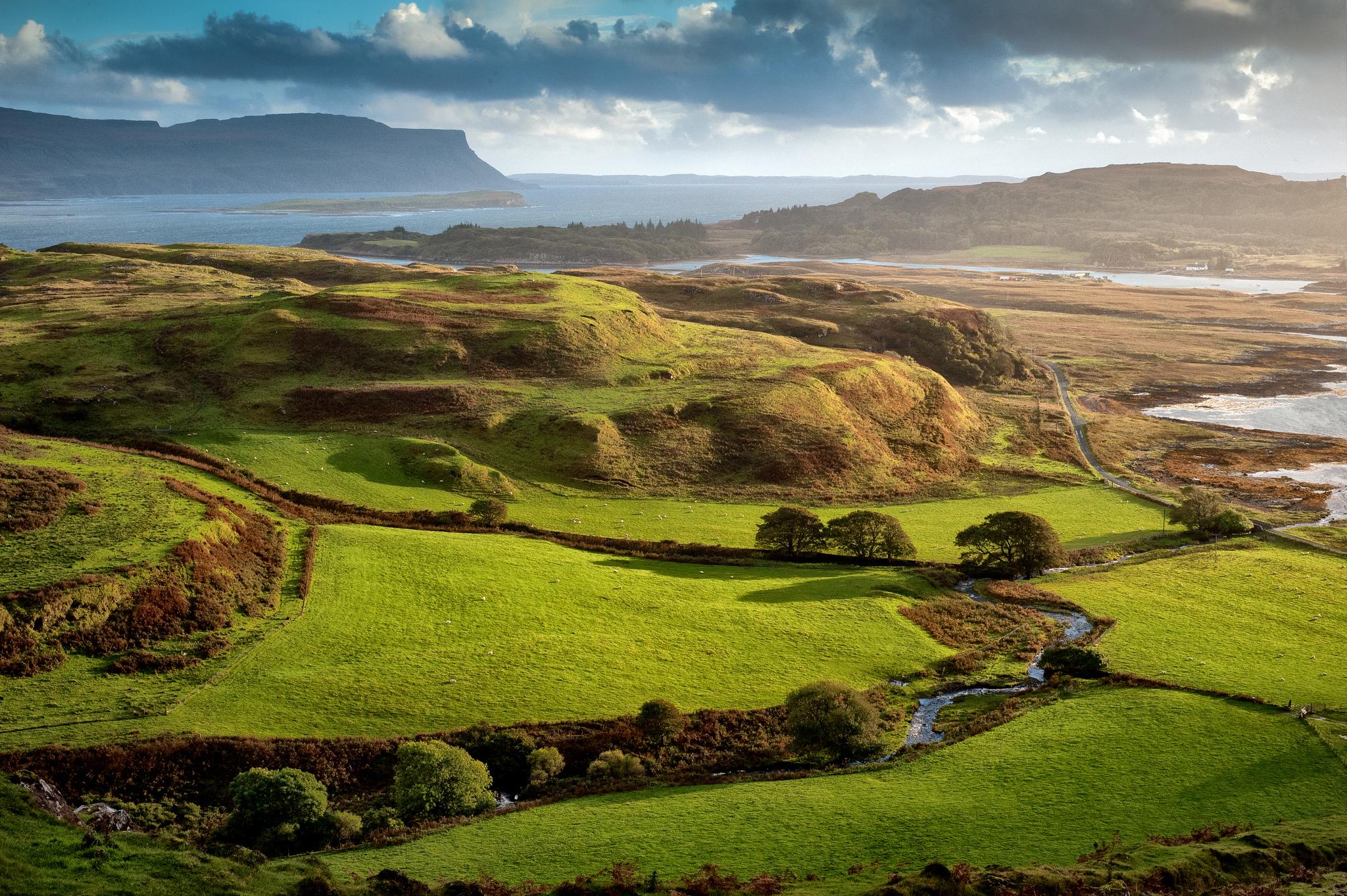 Шотландский каменный забор  № 2453254 загрузить