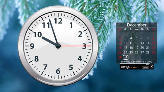how to add calendar to desktop windows 8.1 firefox