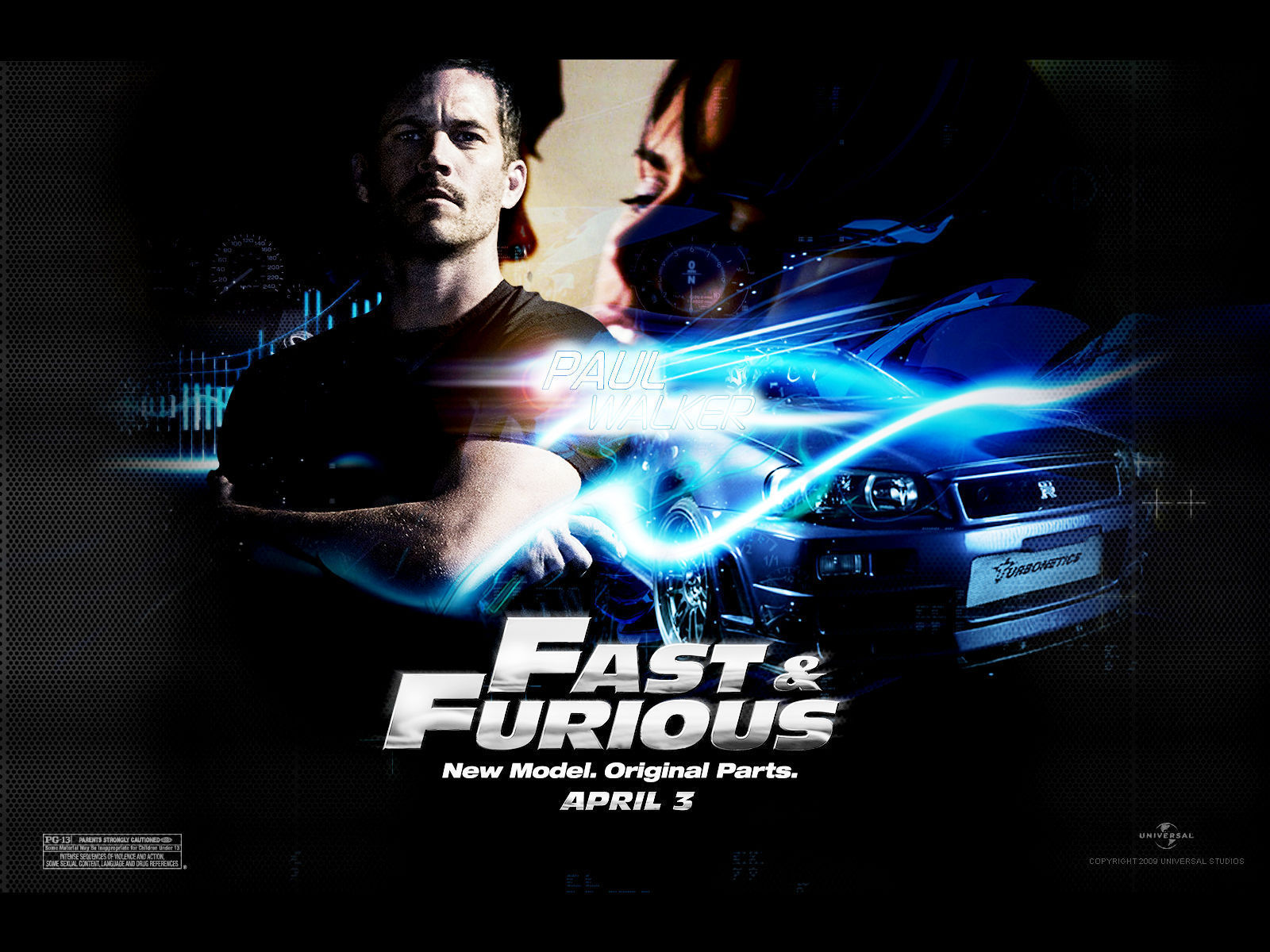 Best Wallpaper Anime the fast and the furious wallpaper 1600x1200