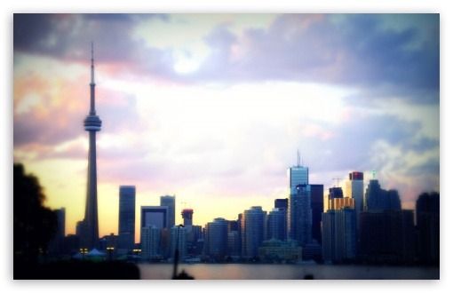 Toronto City HD desktop wallpaper High Definition Fullscreen 510x330