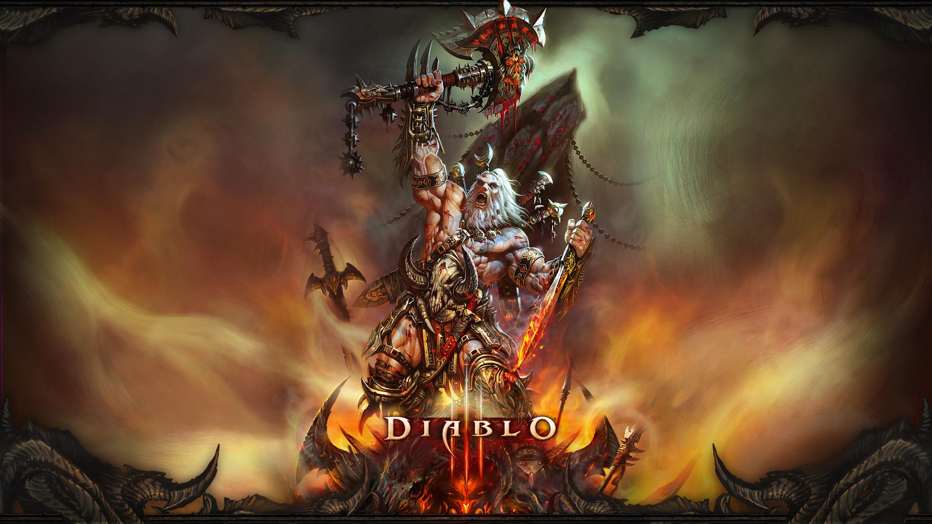 Diablo 3 Wizard Wallpaper 1920x1080 Images amp Pictures   Becuo 1920x1080