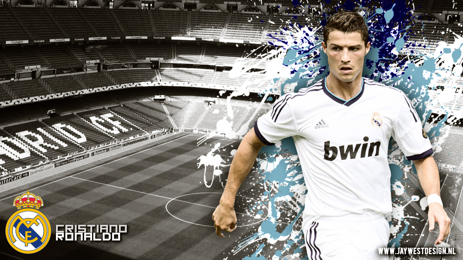 """Cristiano Ronaldo HD Wallpapers 2015 – Right Click """"Save Target As ..."""