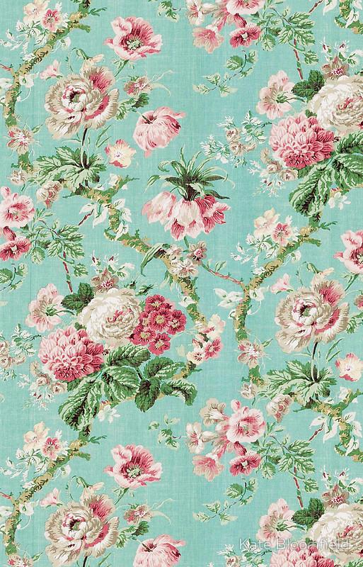 Floral Vintage Wallpaper Iphone Vintage Floral Iphone 513x800