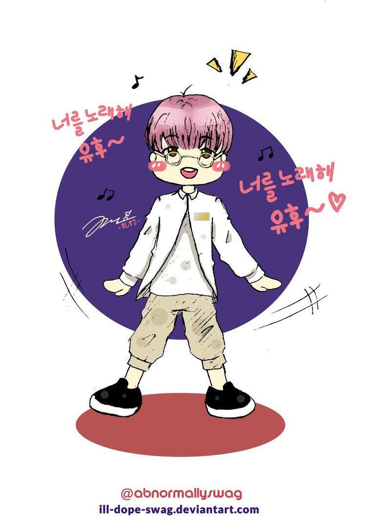FA] Seventeen Woozi Adore U MV by ill dope swag 752x1063