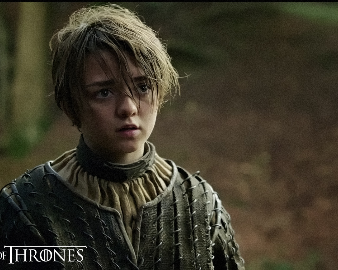 1280x1024 Arya Game Of Thrones desktop PC and Mac wallpaper 1280x1024