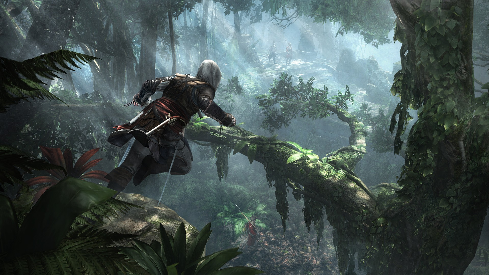 Free Download Assassins Creed Iv Black Flag Wallpaper Image
