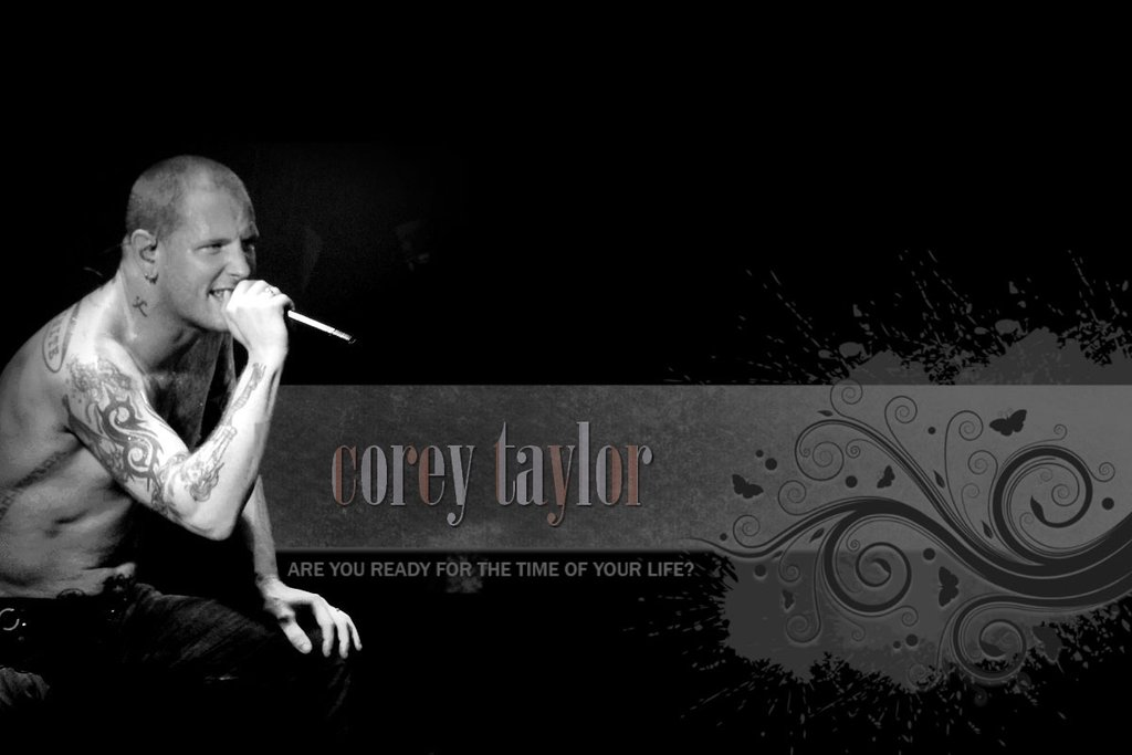 Corey Taylor Wallpaper 1024x683